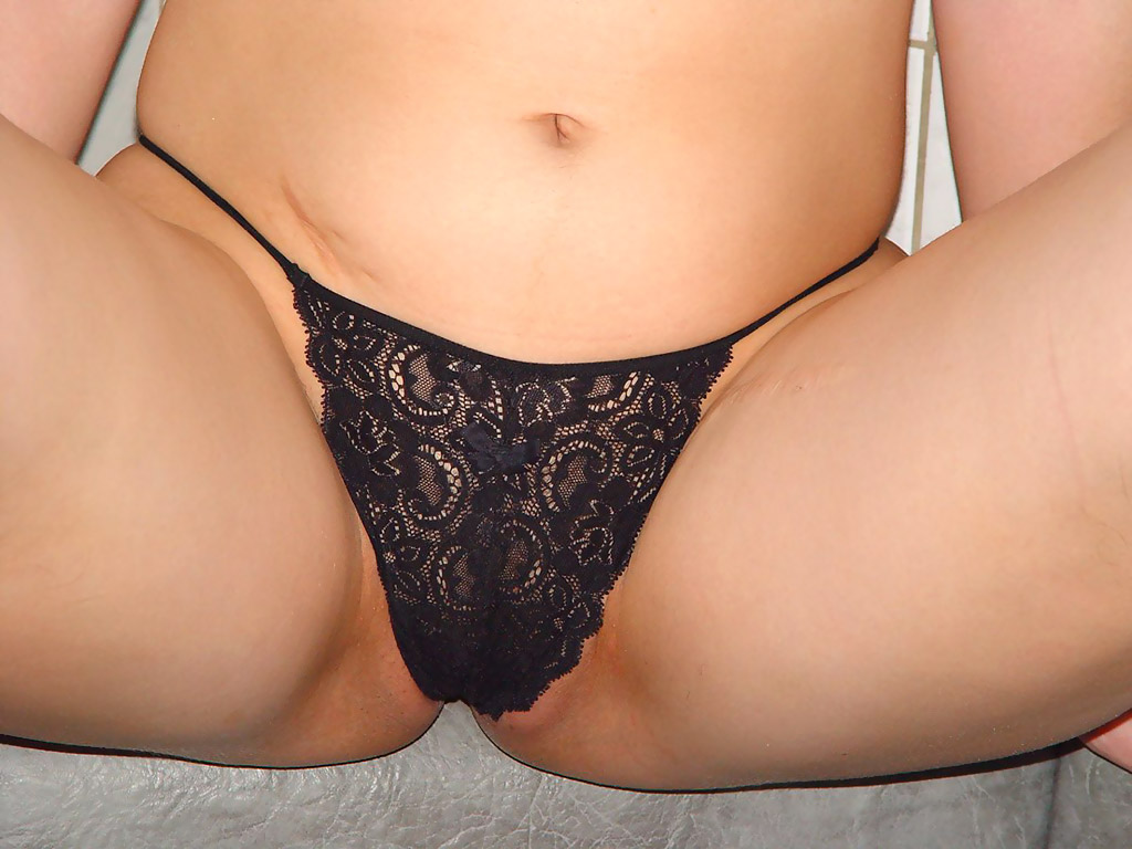 amateur lace pantie